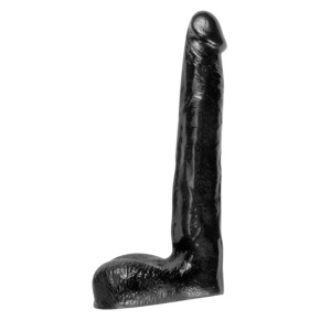 All Black Heinrich Dildo